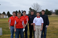 Colfax Golf Team - Preseason