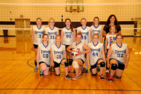 GC Middle School VB