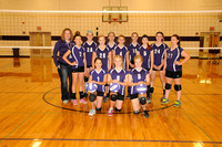 BV Middle School Volleyball