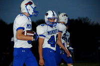 GC Football vs Mondovi 10-2-2013 Carlton