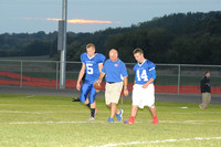 GC Football vs Mondovi 10-2-2013