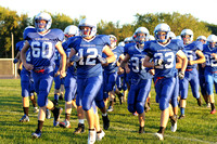 GC Football vs. Elk Mound 09-18-2013