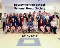 NHS Induction 2016