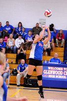 GC VB vs Elmwood 09-25-2014