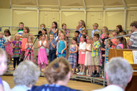 Elementary spring concert